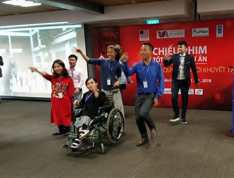 La vie des personnes handicapees en court metrage hinh anh 2