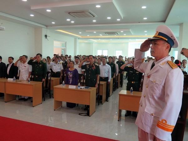 A Da Nang, hommage aux soldats vietnamiens tombes a Gac Ma hinh anh 1