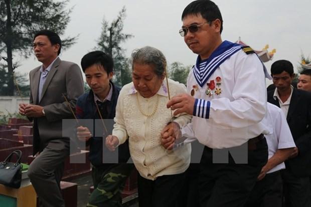Hommage aux soldats tombes a Gac Ma en Republique tcheque hinh anh 1