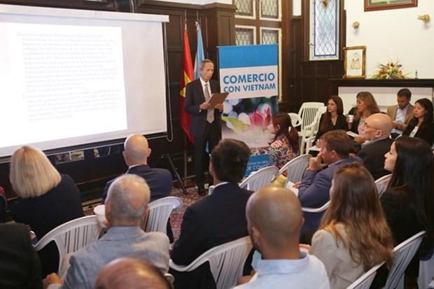 Buenos Aires : seminaire sur les opportunites au Vietnam hinh anh 1