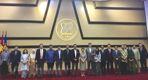 L'ASEAN intensifie les liens en son sein hinh anh 1