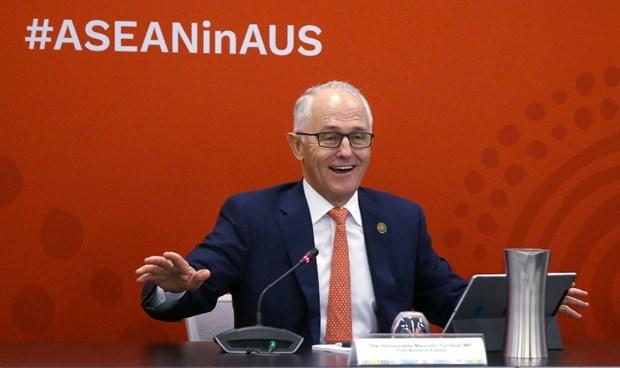 L'Australie apprecie ses relations avec l'ASEAN hinh anh 1