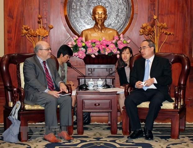 Ho Chi Minh-Ville souhaite recevoir davantage de soutien du FMI hinh anh 1