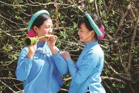 Le chant des montagnards San Chi hinh anh 1