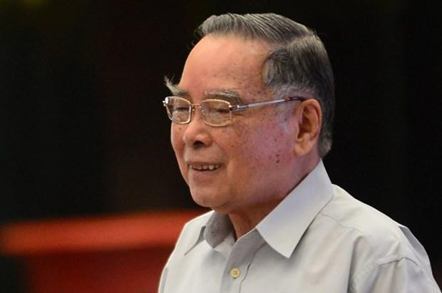 Biographie du camarade Phan Van Khai hinh anh 1