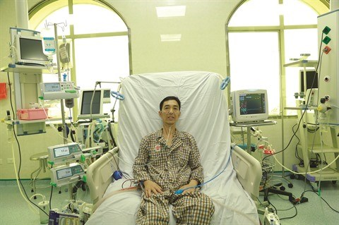 Premiere greffe pulmonaire a partir de donneur en mort cerebrale hinh anh 2