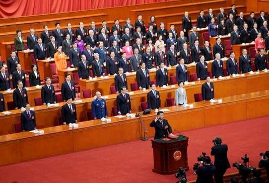 Le Vietnam felicite la Chine pour l'election de sa nouvelle direction hinh anh 1