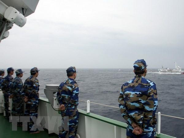 Negociations Vietnam-Chine sur la zone maritime a l'exterieur du golfe du Bac Bo hinh anh 1