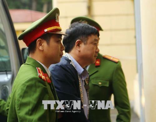 L'affaire d'apport de fonds par PetroVietnam a OceanBank devant la justice hinh anh 1