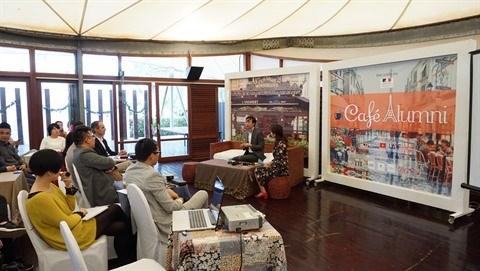 Le tourisme durable au centre de la deuxieme Cafe Alumni hinh anh 1
