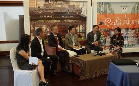 Le tourisme durable au centre de la deuxieme Cafe Alumni hinh anh 2