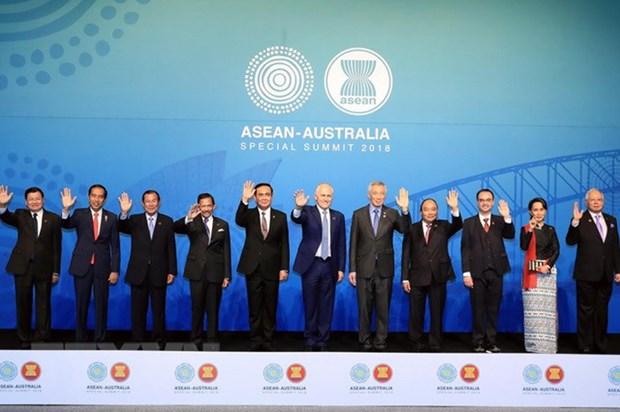 ASEAN-Australie, unies pour renforcer la securite et la prosperite hinh anh 1