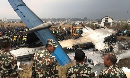 Crash au Nepal: le president adresse ses condoleances au Bangladesh hinh anh 1