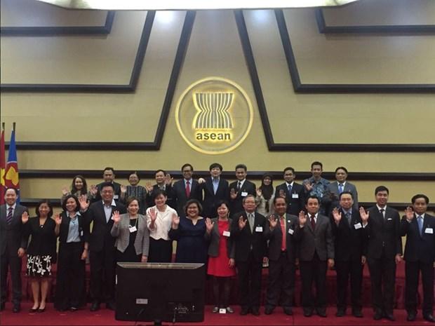 La 10e Conference de coordination de l'APSC se reunit en Indonesie hinh anh 1