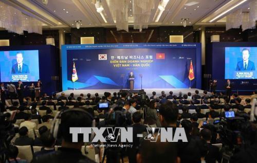Forum d'affaires Vietnam-Republique de Coree hinh anh 1