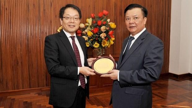Le ministere vietnamien des Finances souhaite cooperer etroitement avec la JICA hinh anh 1