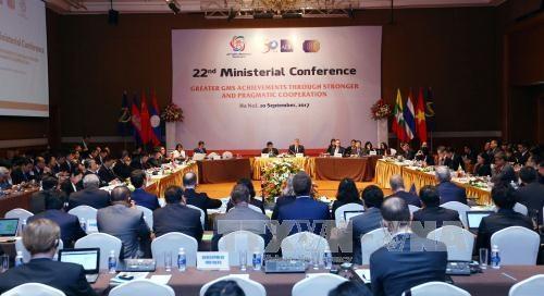 Le Vietnam contribue activement a la cooperation de GMS hinh anh 1
