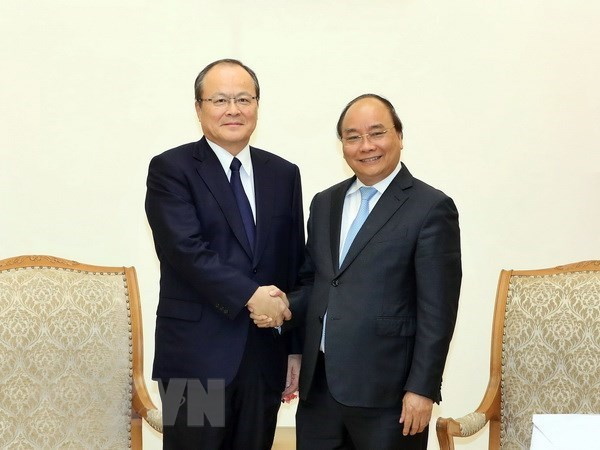Le PM exhorte le groupe japonais Mitsubishi a accroitre ses investissements au Vietnam hinh anh 1