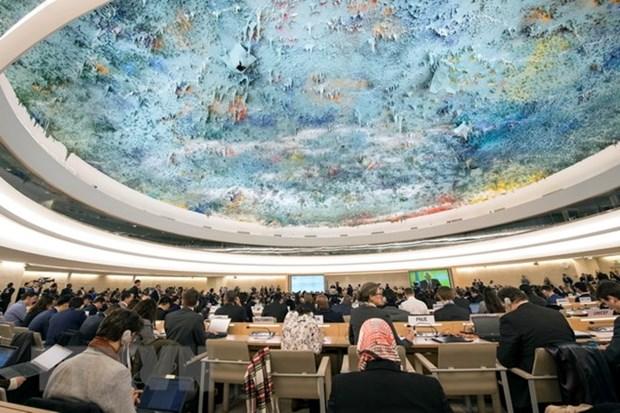 Cloture de la 37e session du Conseil des droits de l'homme de l'ONU hinh anh 1