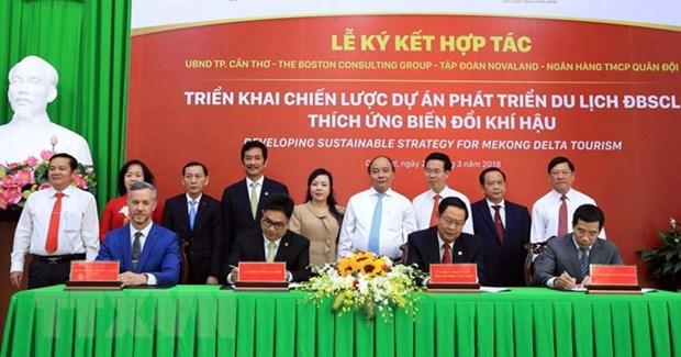 Le tourisme dans le delta du Mekong s'adapte au changement climatique hinh anh 1