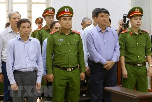 Ancien president de PetroVietnam condamne a 18 ans de prison hinh anh 1