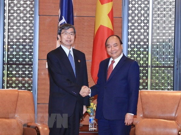 Le PM exhorte la BAD a continuer de promouvoir la cooperation GMS et CLV hinh anh 1