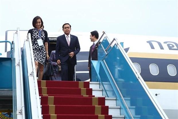 PM: Mesures necessaires pour porter le commerce entre le Vietnam et la Thailande a 15 milliards d'USD hinh anh 1