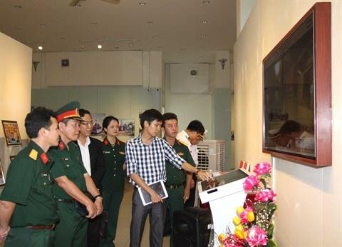 Le Musee de l'histoire militaire du Vietnam se devoile en 3D hinh anh 1