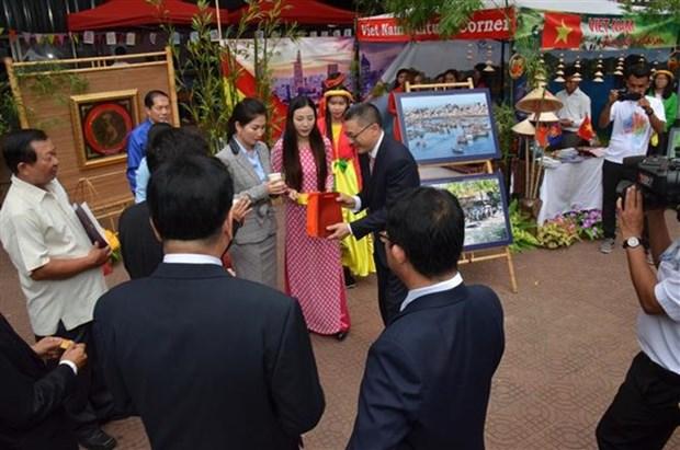 Le Vietnam fait sa promotion au Festival ASEAN+3 au Cambodge hinh anh 1