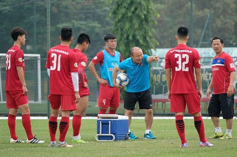 ASIAD 2018 et AFF Cup 2018, la passion comme pression hinh anh 1