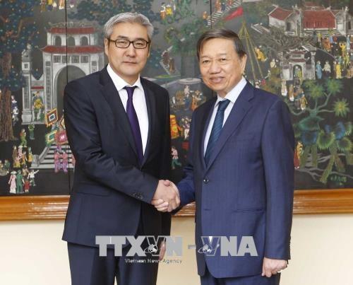 Vietnam et Mongolie cooperent dans la lutte contre la criminalite hinh anh 1