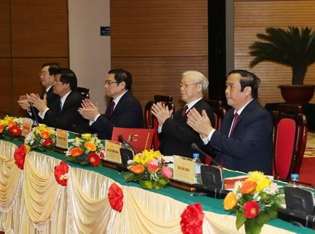 Reformer l'appareil administratif de l'Etat pour une plus grande efficacite hinh anh 1