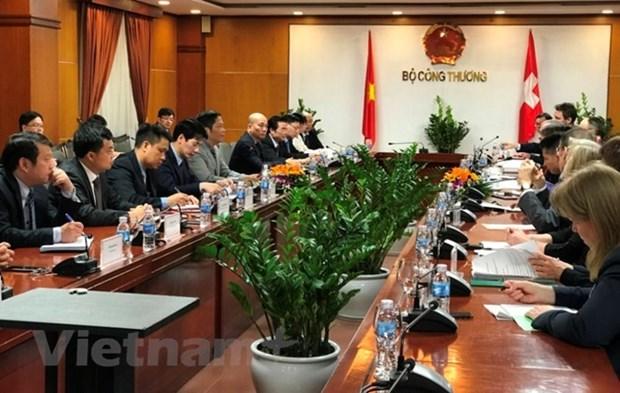 Le Vietnam espere des liens plus forts avec la Suisse dans l'energie verte hinh anh 1
