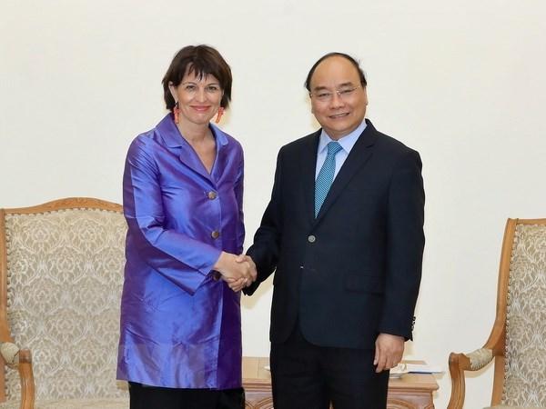 Le Vietnam veut renforcer la cooperation multisectorielle avec la Suisse hinh anh 1