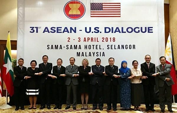 L'ASEAN et les Etats-Unis reiterent l'importance de leur partenariat strategique hinh anh 1