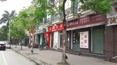Boom de la communaute sud-coreenne a Hanoi hinh anh 1