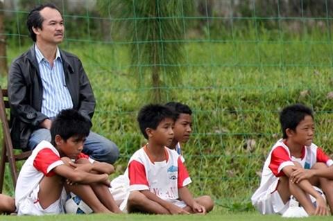 Doan Nguyen Duc ou le triomphe d'un investisseur dans le football vietnamien hinh anh 1