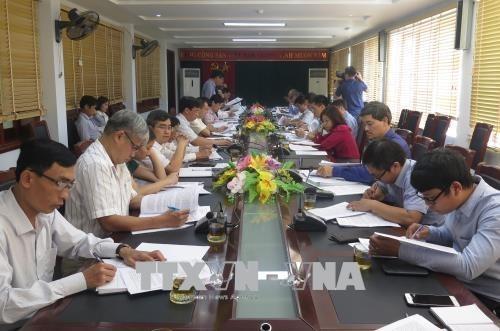 Des deputes de l'AN inspectent l'execution de l'accord d'immigration Vietnam-Laos hinh anh 1