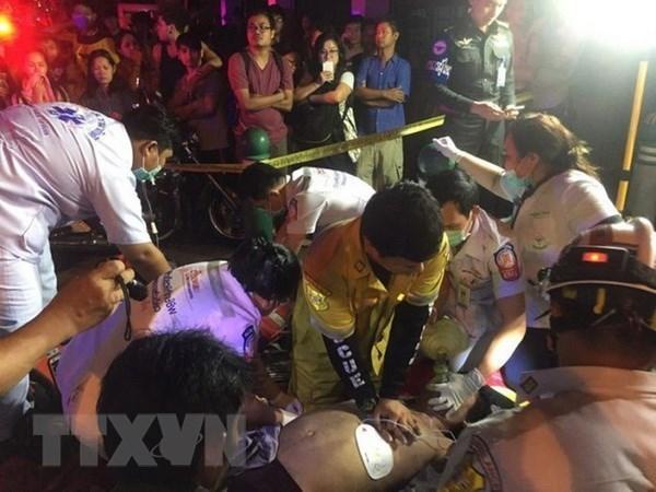Le Vietnam est pret a proteger les citoyens impliques dans l'incendie de Bangkok hinh anh 1