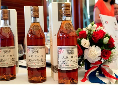 Tasting France 2018: les vins et spiritueux francais presentes aux Vietnamiens hinh anh 3