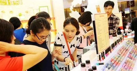 Des Vietnamiennes pretes a depenser pour des produits cosmetiques importes hinh anh 2