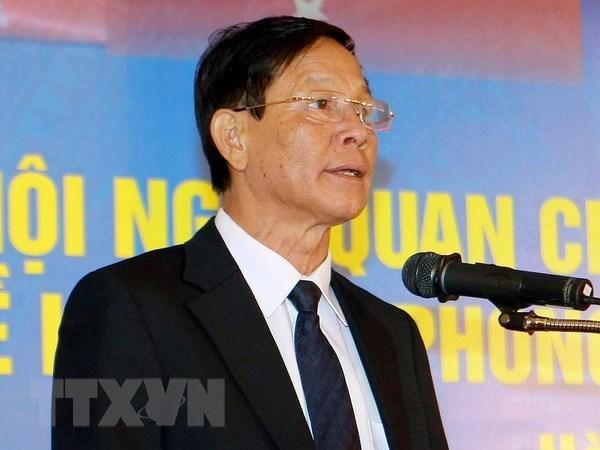 Arrestation de Phan Van Vinh, ancien chef du departement general de la police hinh anh 1