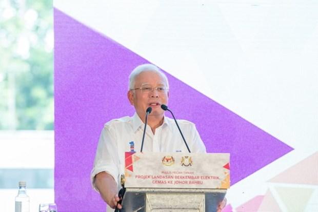 Le Premier ministre malais publie sa plateforme electorale hinh anh 1
