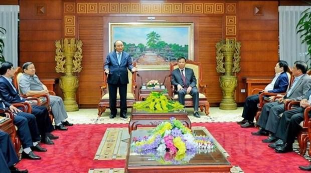 Le chef du gouvernement exhorte Hai Duong a devenir un pole industriel hinh anh 1