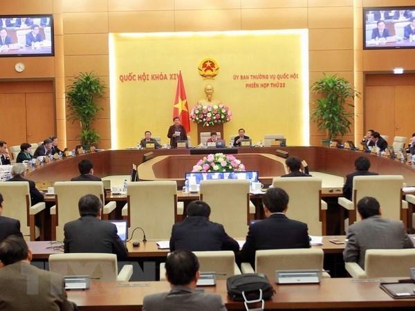 Le Comite permanent de l'Assemblee nationale convoquera sa 23e session le 10 avril hinh anh 1