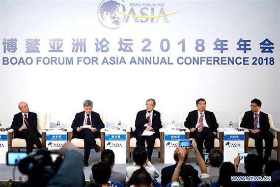Forum de Boao : L'Asie devrait tirer la croissance mondiale hinh anh 1