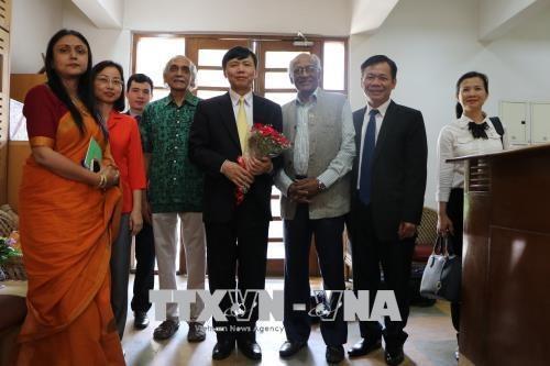 La 10e consultation politique et le 7e dialogue strategique Vietnam-Inde hinh anh 1