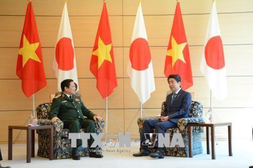 Pour approfondir les relations de cooperation multiforme Vietnam-Japon hinh anh 1