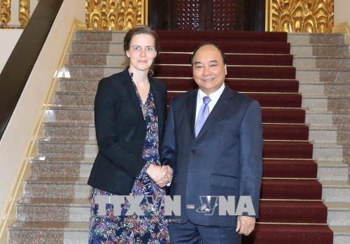 Le Vietnam estime l'assistance danoise dans le secteur de la sante hinh anh 1