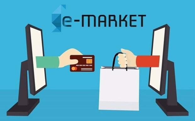 L'e-commerce au Vietnam pourrait atteindre 10 milliards d'USD dans quatre prochaines annees hinh anh 1